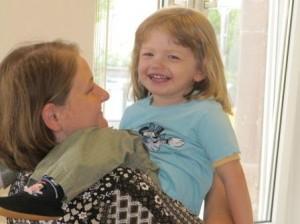 Beglückende gemeinsame Eltern-Kind-Zeiten